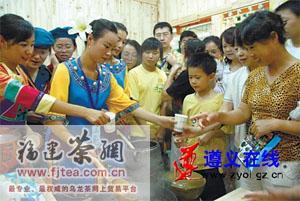 贵州茶博会:是展销会更是品茗盛会