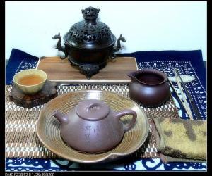 一个人的茶席| 茶席设计图片