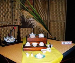 茶席设计赏析|茶席图片