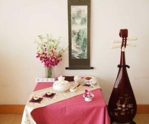 茶席设计欣赏