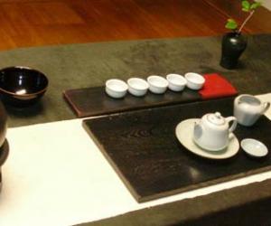 茶席设计图片欣赏| 茶席图片