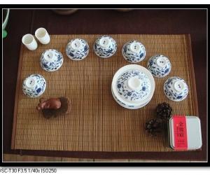 茶道| 茶席设计-茶席图片(四)
