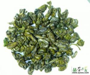 涌溪火青茶的品质特征