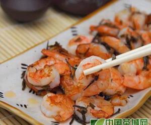 龙井虾(图)
