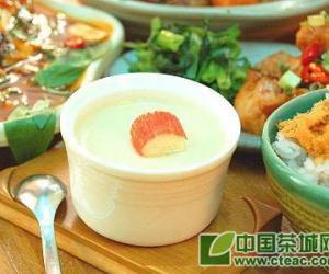 蒋经国为之倾倒的茶碗蒸(图)