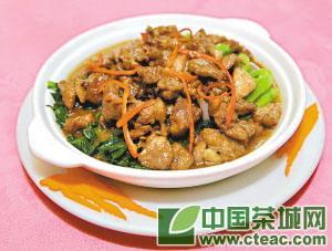 潮菜风情深深吃潮菜喝功夫茶(图)