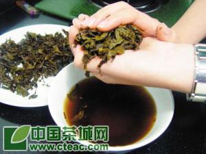 观音茶香虾