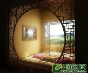 修身养性:家中茶室设计为您锁定茗香(图)