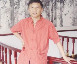 茶中有画意,画中有茶情――著名画家吴东明主张合力推动书画事业