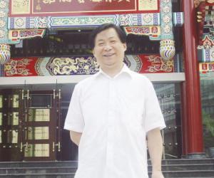 著名画家吴东魁:茶伴丹青韵意浓(图)