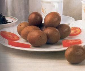 茶叶蛋有悖健康更无营养