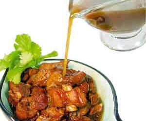 普洱茶美食:普洱炖排骨
