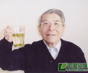 茶叶专家王镇恒