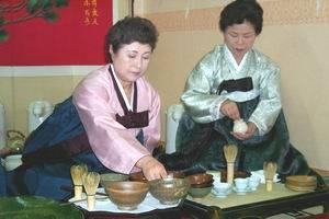 韩国茶道:辣椒也能泡着品