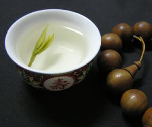 ――我心中的安吉白茶