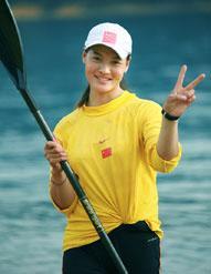安吉茶乡女许亚萍茶乡的首位奥运会运动员