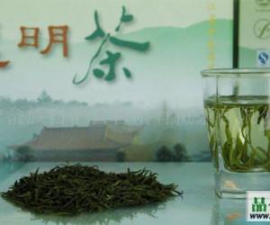 金奖惠明茶的品质特征