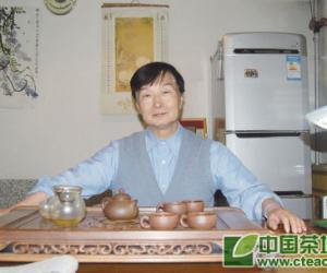 著名文学评论家蓝棣之:那些喝茶的日子(图)