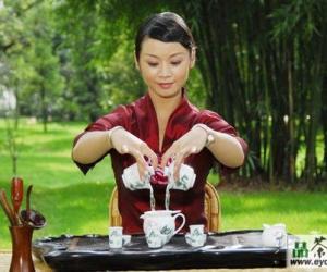 如何鉴赏绿茶茶艺