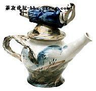 俄罗斯茶具鉴赏