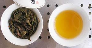 审评――肉桂(秋茶)