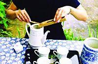 泡茶掌握茶水比例(图)