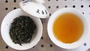 审评——肉桂(秋茶)