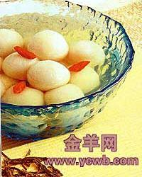 茶汤汤圆-创意元宵节 甜蜜自制(图)