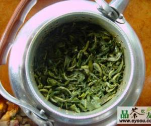 莲心茶的品质特征