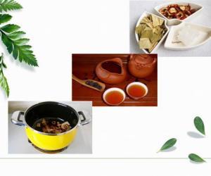健康茶饮的制作:荷叶山楂普洱茶