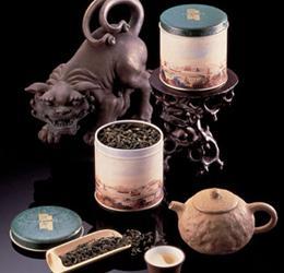 几款精美的茶包装设计欣赏