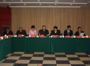 2010年3月19日天津鲤鲫鱼遗传育种中心学术委员会第一次会议召开