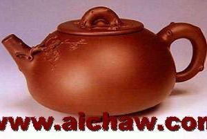 紫砂茶壶作品欣赏