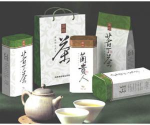茶叶经典包装设计欣赏(5)
