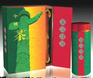 茶叶经典包装设计欣赏(4)