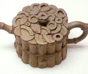 束竹柴圆壶|束竹柴圆壶的简介|束竹柴圆壶出于哪位制壶名家之手