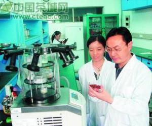 湖南农大教授刘仲华,让茶叶更香更醇(图)