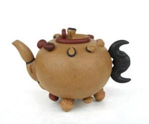 百果壶|锦昌蒋记款《百果壶》