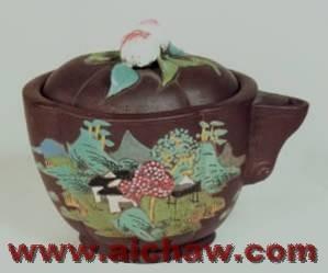 经典紫砂壶|清代经典紫砂壶|紫砂壶经典作品