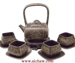 紫砂壶茶具的挑选