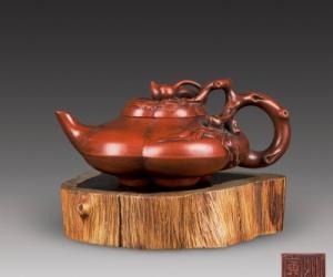 汪寅仙紫砂壶|汪寅仙紫砂壶代表作|汪寅仙作品