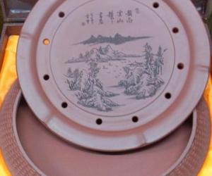 紫砂茶盘图片