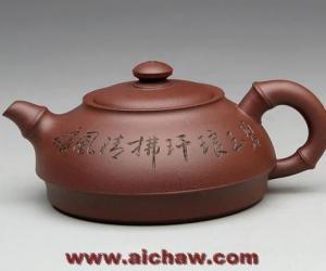 朱丹紫砂壶作品欣赏