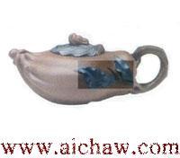 紫砂壶常见装饰术语泥色、调砂、铺砂装饰