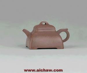 李仲芳款紫砂觚�壶
