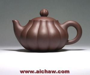 葛子厚的菊瓢壶紫砂壶