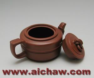 周桂珍紫砂壶-集玉壶