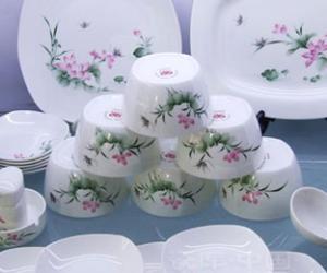 购买陶瓷碗要注重健康,不能图便宜
