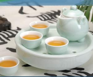 教你茶具的选配
