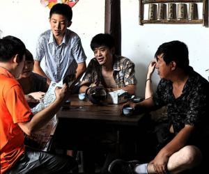 乌镇印象之一:茶馆